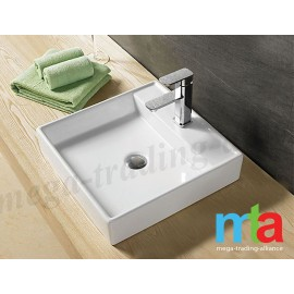 BASIN - COUNTERTOP BASIN SQUARE