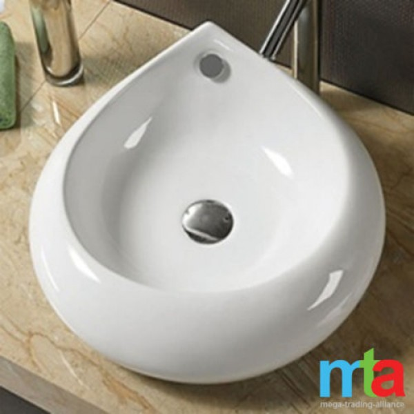 ABOVE COUNTER ART BASIN - DESIGNER BASIN