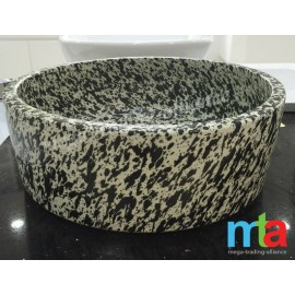 BASIN - STONE LOOK BASIN - COUNTER BASIN ROUND