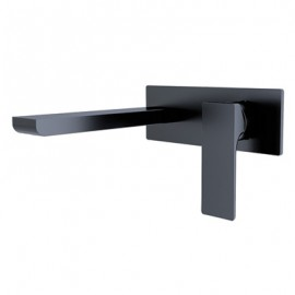Astra Wall Mixer Black
