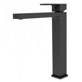 Celia Tall Basin Mixer Black (YSW3015-01A Black)